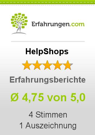 HelpShops Erfahrungen