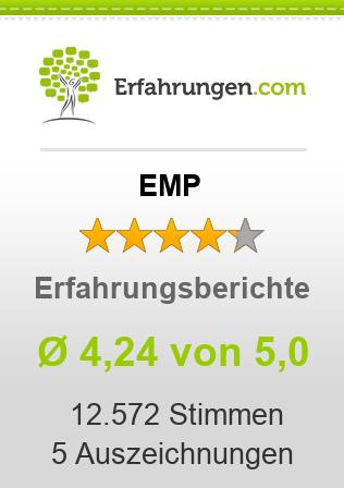 EMP Erfahrungen