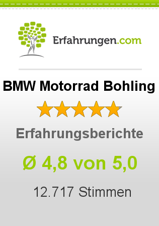 BMW Motorrad Bohling Erfahrungen