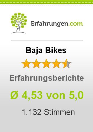 Baja Bikes Erfahrungen