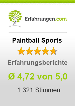 Paintball Sports Erfahrungen