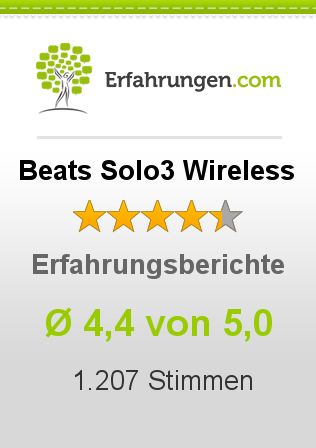 Beats Solo3 Wireless Erfahrungen