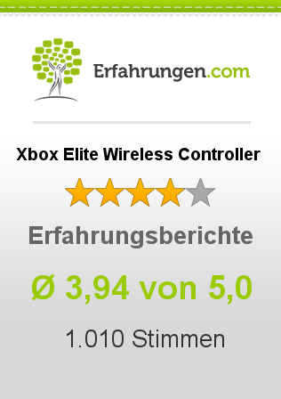 Xbox Elite Wireless Controller Erfahrungen