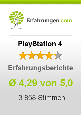 PlayStation 4 Bewertungen