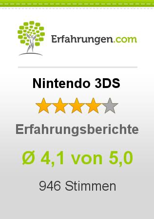 Nintendo 3DS Erfahrungen