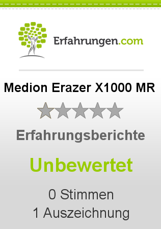 Medion Erazer X1000 MR Erfahrungen