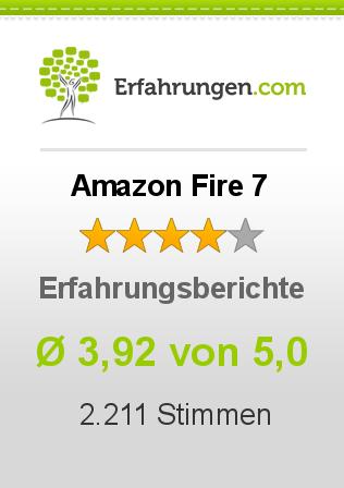 Amazon Fire 7 Erfahrungen