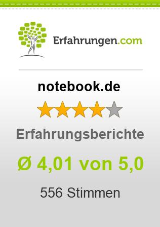 notebook.de Erfahrungen