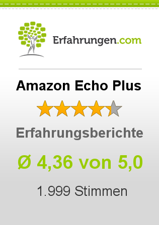 Amazon Echo Plus Erfahrungen