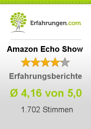 Amazon Echo Show Erfahrungen