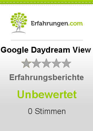 Google Daydream View Erfahrungen