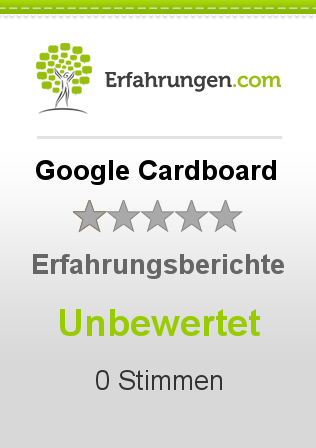 Google Cardboard Erfahrungen