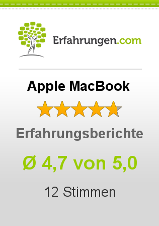 Apple MacBook Erfahrungen