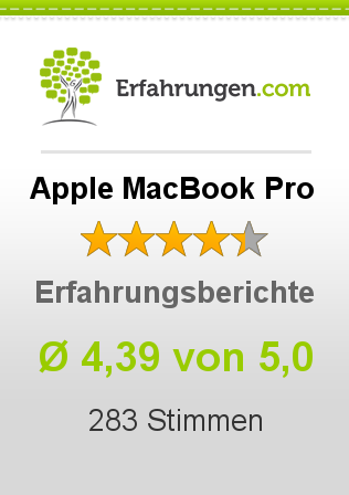 Apple MacBook Pro Erfahrungen