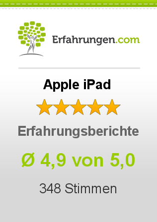 Apple iPad Erfahrungen