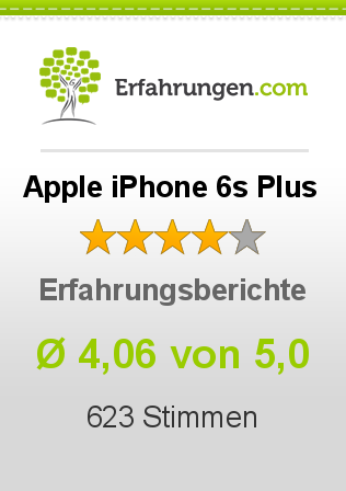 Apple iPhone 6s Plus Erfahrungen