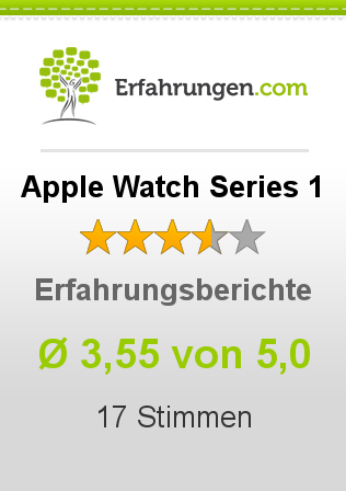 Apple Watch Series 1 Erfahrungen