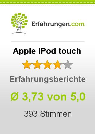 Apple iPod touch Erfahrungen