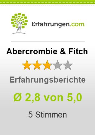 Abercrombie & Fitch Erfahrungen