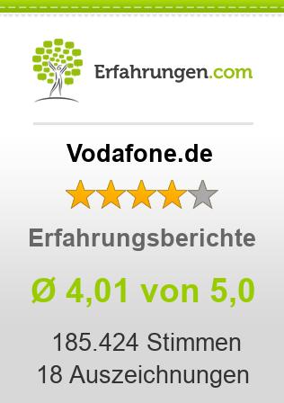 Vodafone.de Erfahrungen
