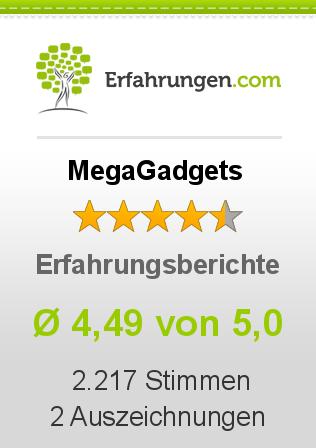 MegaGadgets Erfahrungen