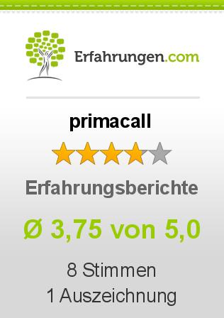 primacall Erfahrungen