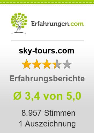 sky-tours.com Erfahrungen