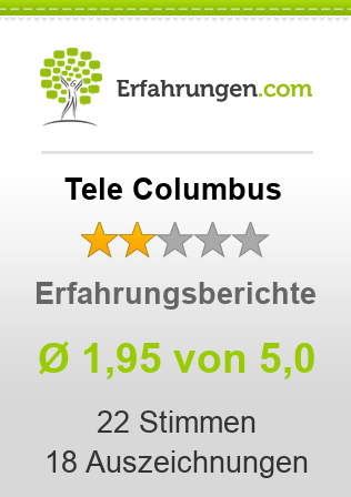 Tele Columbus Erfahrungen