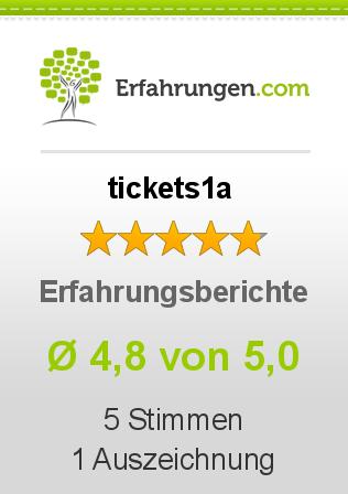 tickets1a Erfahrungen