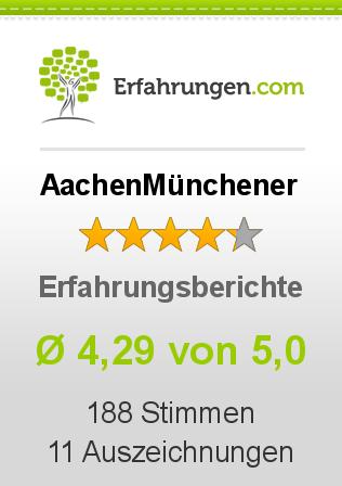 AachenMünchener Erfahrungen