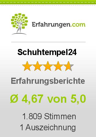 Schuhtempel24 Erfahrungen
