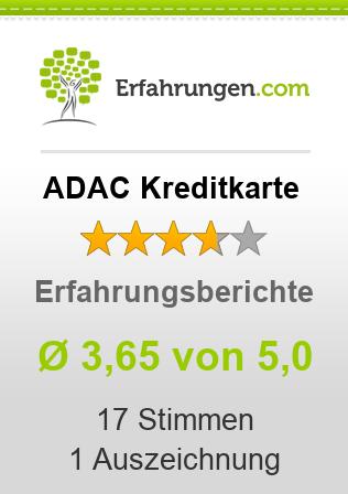ADAC Kreditkarte Erfahrungen
