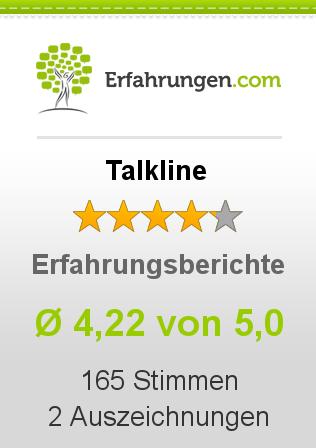 Talkline Erfahrungen