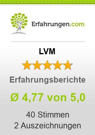 LVM Erfahrungen