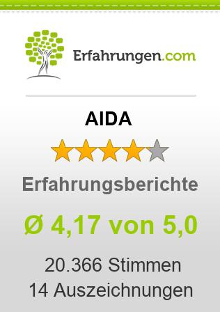 AIDA Erfahrungen