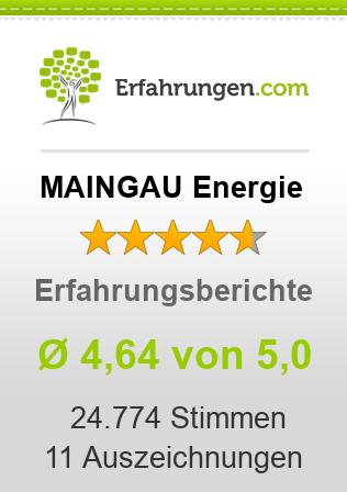 MAINGAU Energie Erfahrungen