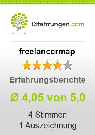 freelancermap Erfahrungen