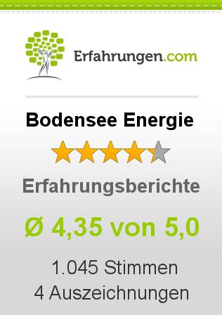 Bodensee Energie Erfahrungen