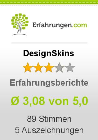 DesignSkins Erfahrungen