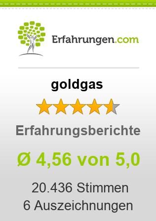 goldgas Erfahrungen
