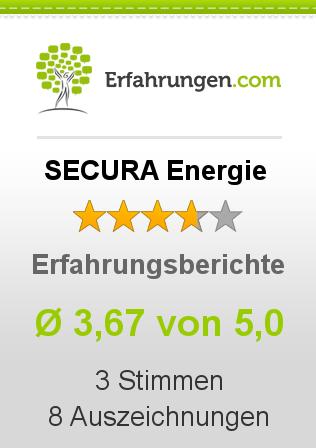 SECURA Energie Erfahrungen
