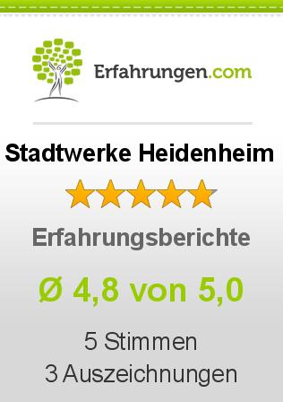 Stadtwerke Heidenheim Erfahrungen