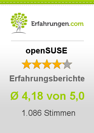 openSUSE Erfahrungen