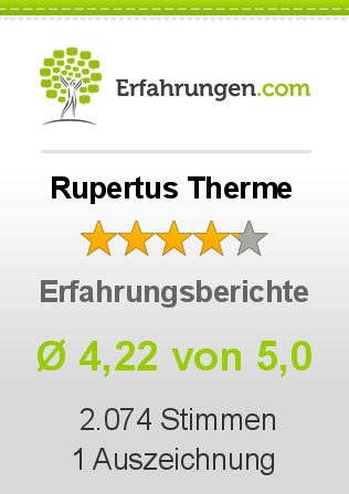 Rupertus Therme Erfahrungen