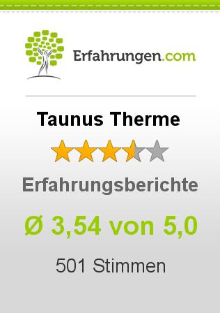Taunus Therme Erfahrungen