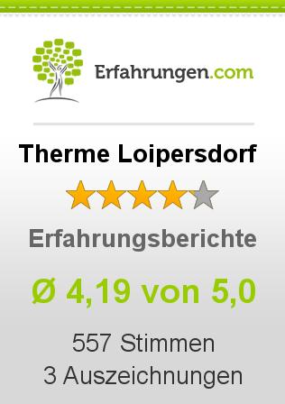 Therme Loipersdorf  Erfahrungen