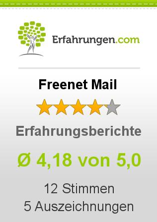 Freenet Mail Erfahrungen