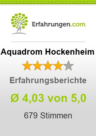 Aquadrom Hockenheim Erfahrungen