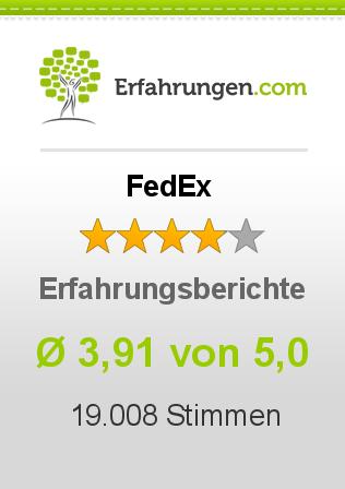 FedEx Erfahrungen