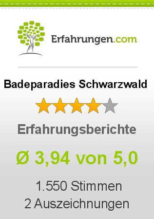 Badeparadies Schwarzwald Erfahrungen